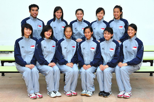 ... Team for World Games 2009 | Tchoukball Association of Singapore